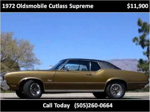 1972 oldsmobile cutlass supreme available from morning for Morning star motor co