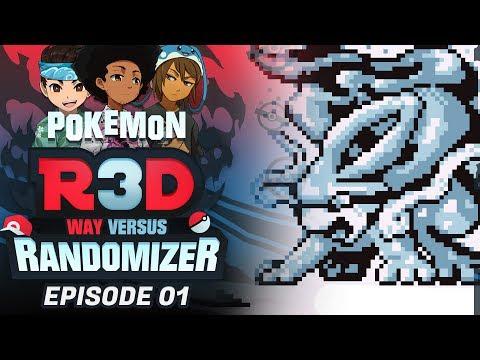 "Pokémon Red Randomizer Nuzlocke Versus w/ Supra & NumbNexus - Part 1 ""HOW ARE YOU SO BEHIND!?"""
