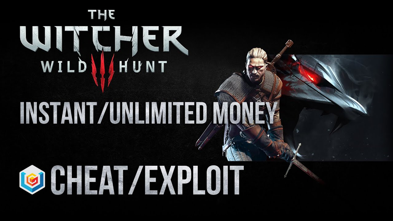 The Witcher 3 Wild Hunt Instant/Infinite Money/Crowns Cheat/Exploit (Xbox  One/PS4/PC)