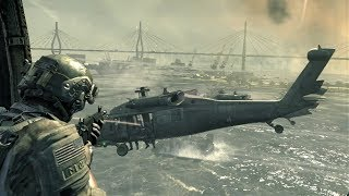 Tanks Mission - Rescue Mission - Goalpost - Call of Duty: Modern Warfare 3