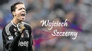 """Wojciech szczęsny """"the new buffon"""" saves 2018"""