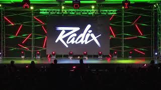 Valeria Vasquez RADIX Dance Convention