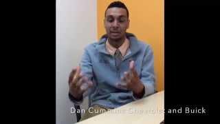 Best sales professionals at Dan Cummins Chevrolet and Buick!