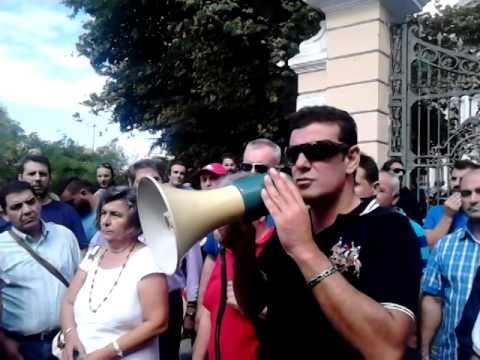 Παναγιώτης Χατζάκος, Πρόεδρος του Σωματείου Εργαζομένων της Ελληνικής Εταιρίας Χάλυβος Θεσσαλονίκης
