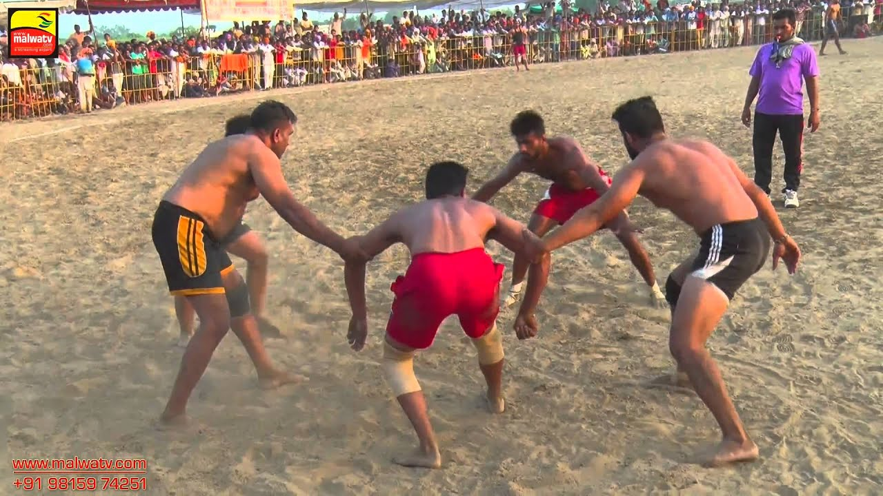 KAONKE KALAN (Jagraon) ! KABADDI 70 Kgs  - 2015 ! Full HD ! Part 3rd.