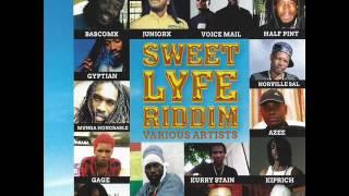 Sweet Lyfe Riddim Mix (Full) Feat. Sizzla, Half Pint, (Crown International Music) (March 2017)