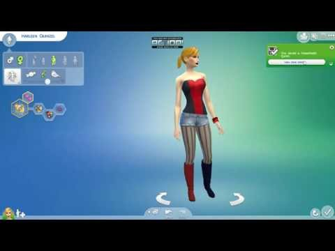 The Sims 4  Creating