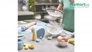 Покупки для кухни | Все для выпечки: обзор Кисточка силиконовая Joseph Joseph Glaze с ёмкостью 10150