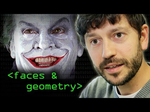 Geometric Face Recognition - Computerphile