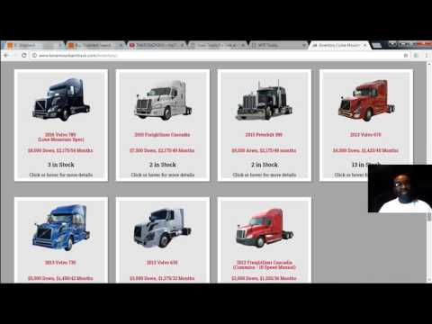How to Buy a Truck Let's take a Look Schneider IC Choice