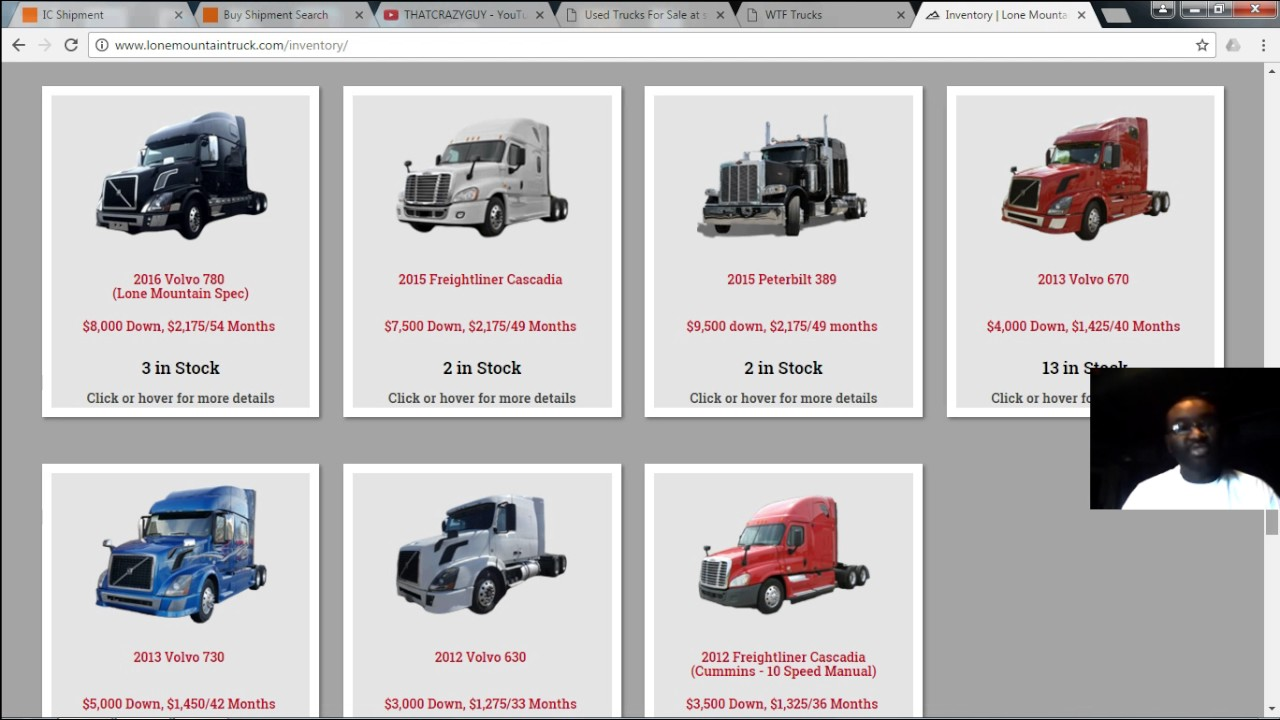 How To Buy A Truck Let'S Take A Look Schneider Ic Choice  404trucker
