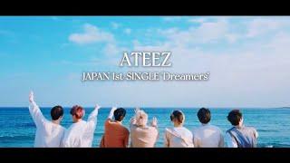 ATEEZ JAPAN 1st SINGLE 'Dreamers' TV-SPOT