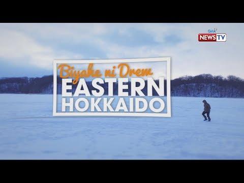 Biyahe ni Drew: Winter Wonderland in Eastern Hokkaido (Full episode)