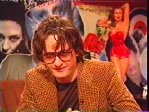 Jarvis Cocker on TFI Friday
