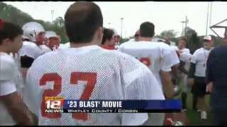 '23 Blast' Begins Filming