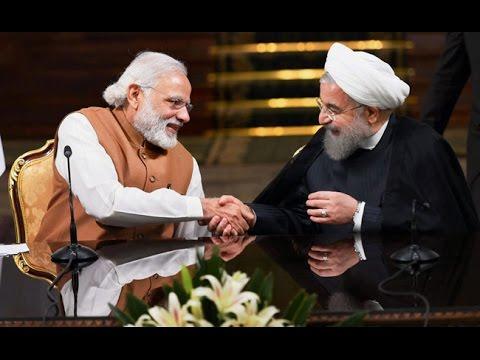 PM Modi Full Speech on India-Iran Chabahar Port Agreement