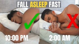 quickly fall asleep animated