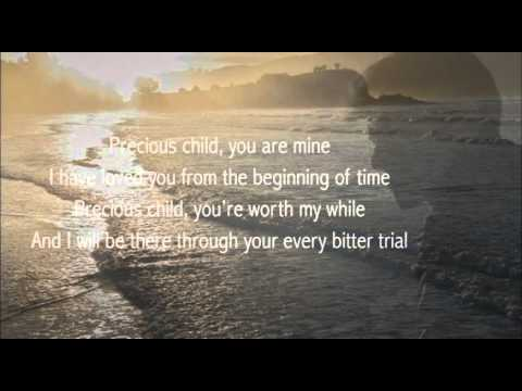 Precious Child - Joshua Aaron [Lyric Video]