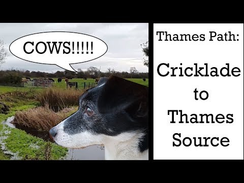 Thames Path (Cricklade to Thames Source)