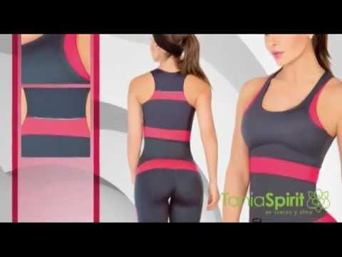 compra original múltiples colores estilo de moda Tania Spirit Nueva linea Deportiva - Lencería Tania