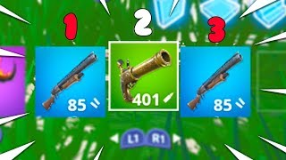 Double Pump but Flintknock's in the middle... thumbnail