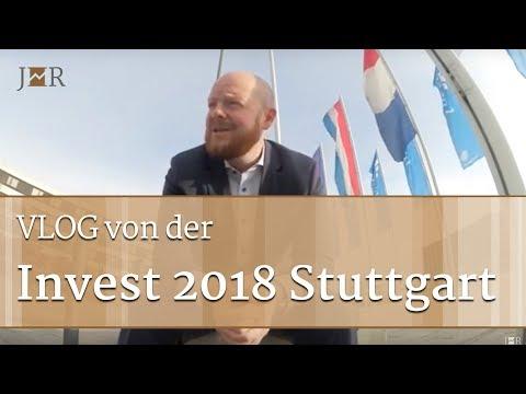 """VLOG von der """"Invest 2018"""" in Stuttgart"""