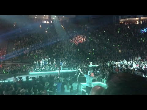 DUDE PERFECT POUND IT NOGGIN TOUR!!!
