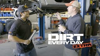 Fox Shox and the new Jeep JL - Dirt Every Day Extra