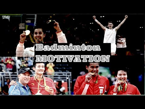 Badminton Motivation Video • DON'T GIVE UP