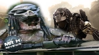 NEW Closer Look at The Predator suits - The Predator 2018