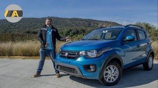 Fiat Mobi 2017 - El mejor auto urbano en México