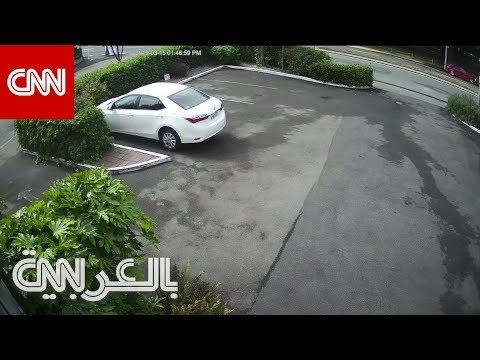 حصري.. كاميرا فندق ترصد زاوية أخرى بهجوم نيوزيلندا  - نشر قبل 2 ساعة