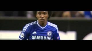 Willian vs FC Basel 1893 H Debut for Chelsea HD 720p