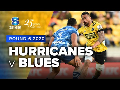 Super Rugby 2020 | Hurricanes v Blues - Rd 6 Highlights