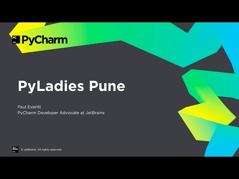 PyLadies Pune Let's Write a Game