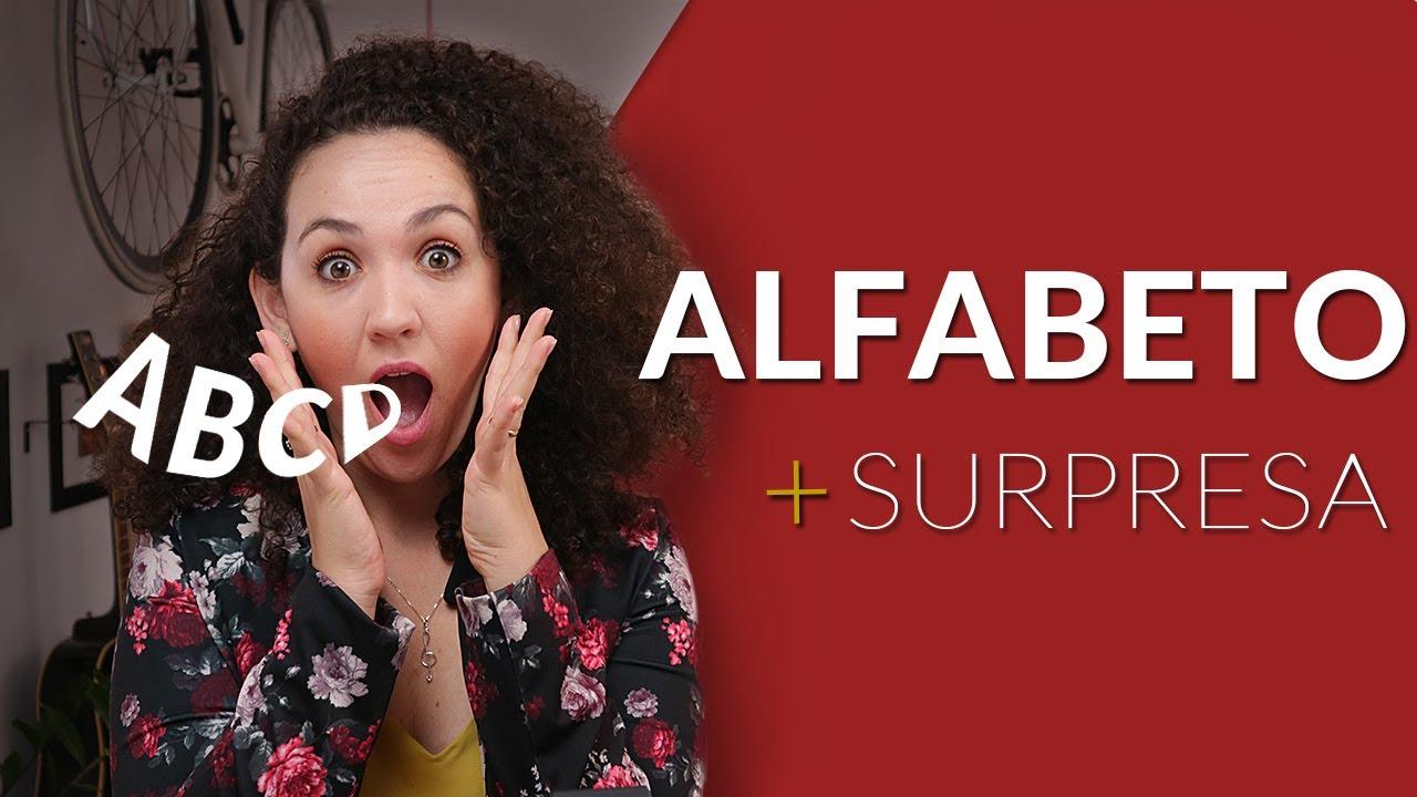 Como Pronunciar o Alfabeto em Espanhol + Material (assista até o final!)