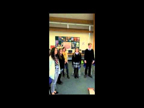 Musical Futures 'Find Your Voice' 3-Chord Song Next to Me (Emeli Sande) in 4 vocal parts