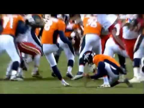 DENVER BRONCOS vs. KANSAS CITY CHIEFS (Crazy OVERTIME) WEEK 12