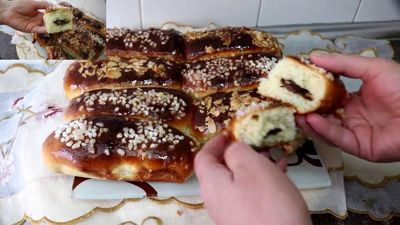cuisine algérienne : brioche facile ( بريوش سريع جدا رائع وناجح