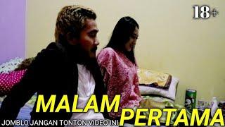 BIKIN BAPER INDAHNYA MALAM PERTAMA ( short movie ) AHMEDKIDDING18