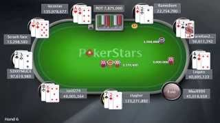MicroMillions 5: Main Event Final Table - PokerStars.com