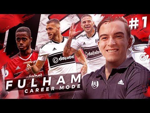 DE EERSTE FIFA 19 CAREER MODE! | #1 FULHAM CAREER MODE