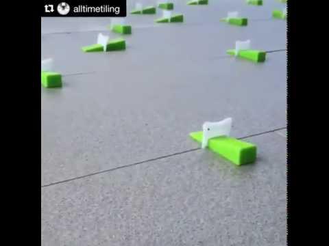 levtec tile levelling system