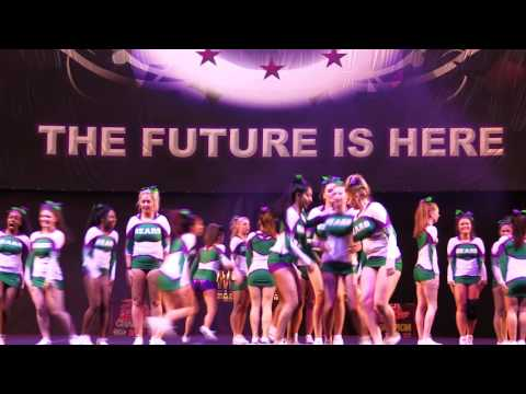 Royal Holloway Bears: (MULTI CAM) All Girl level 2- FC University Nationals 2017