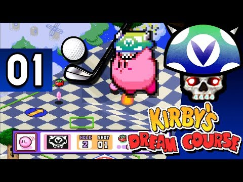 [Vinesauce] Joel - Kirby's Dream Course ( Part 1 )