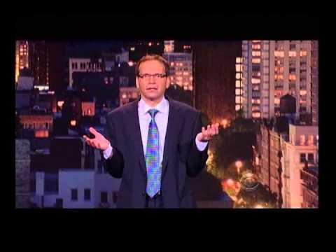Comedian Lenny Marcus Reel