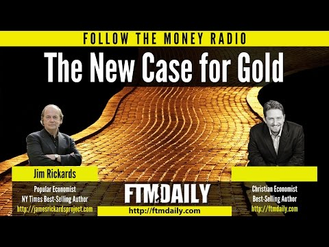 The New Case for Gold: An Interview with Jim Rickards