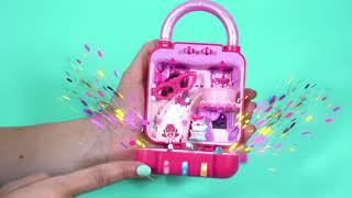 SHOPKINS LIL' SECRETS | Party Pop Up Season 2 Playset | How To Crack The Code
