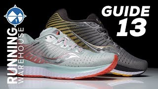 Saucony Guide 13 | Reliable Stability Just Got an Upgrade!