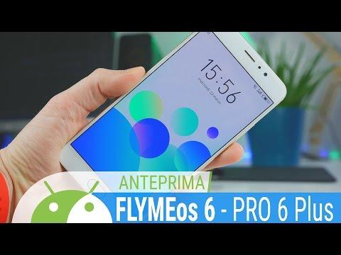 Flyme 6 beta, ecco come va su Meizu Pro 6 Plus ITA da TuttoAndroid